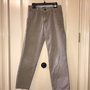 Boys Tommy Hillfiger size 10 khakis